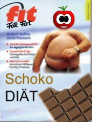 Schokoladen-Diät