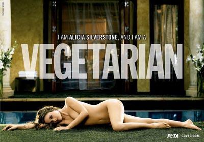 Alicia Silverstone nackt