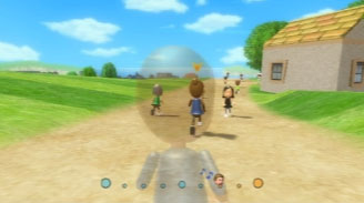 Wii Fit Jogging