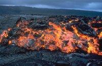 Auch Lava ist eine Schlacke