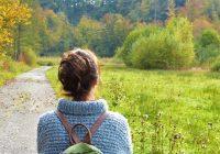 Harmonie und Entspannung beim Wandern